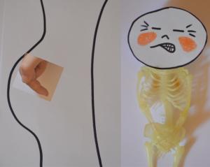 kostrc do tela i s kostrou