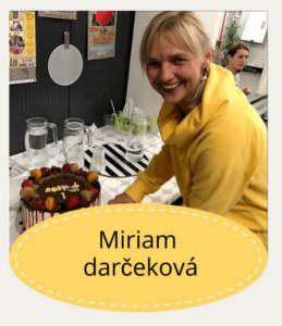 Miriam Štolfová